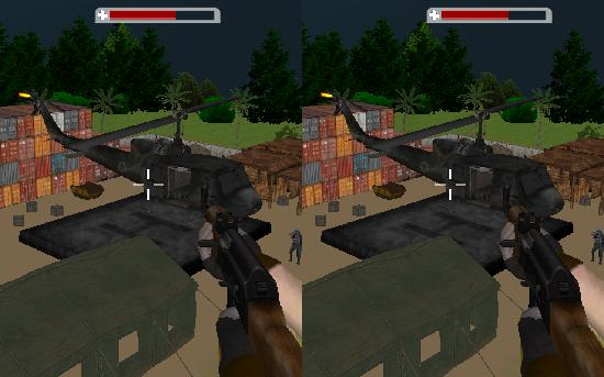 VR三维终极枪战图1