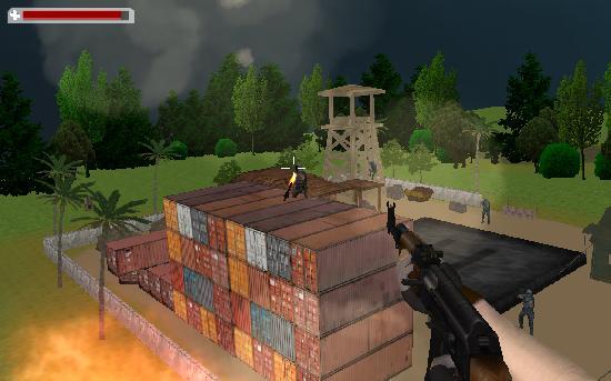 VR三维终极枪战图2