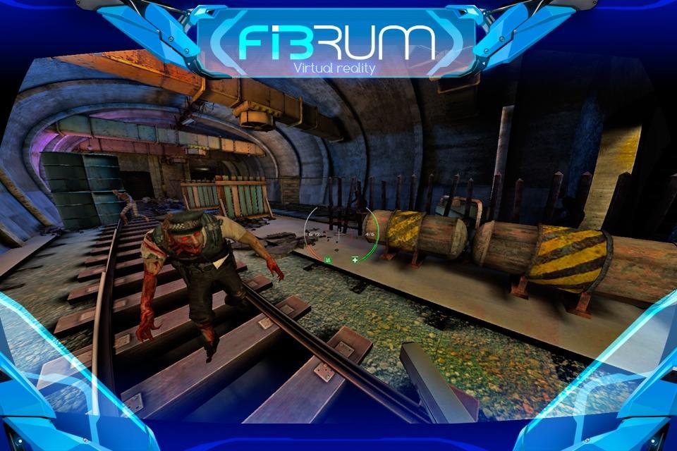 僵尸射击VR修改版(含数据包)图2