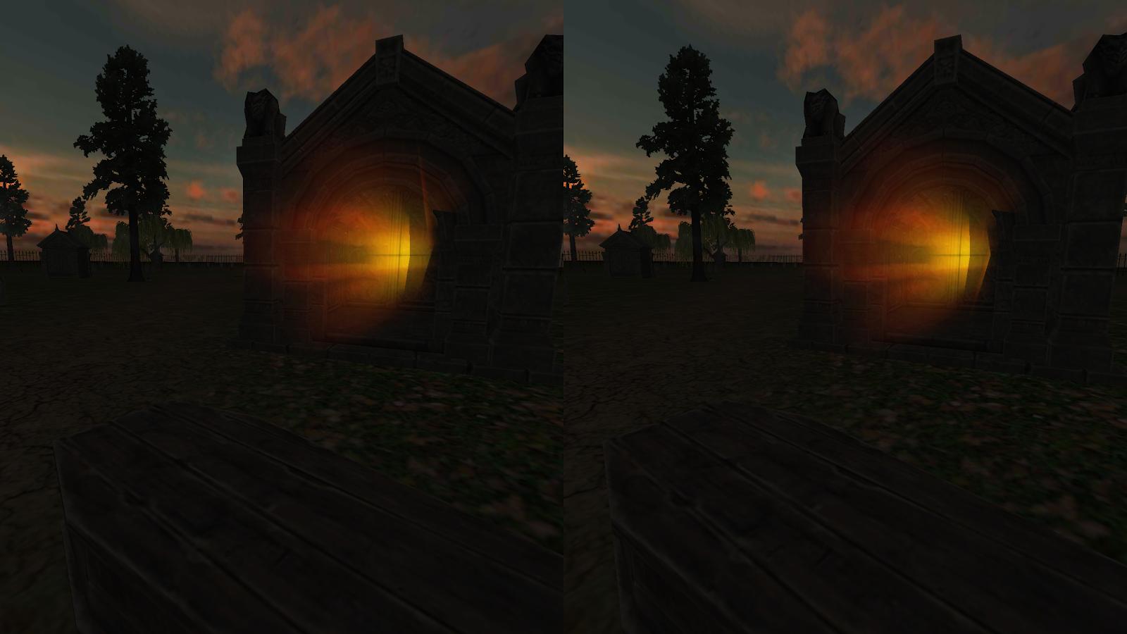 虚拟墓地VR图1