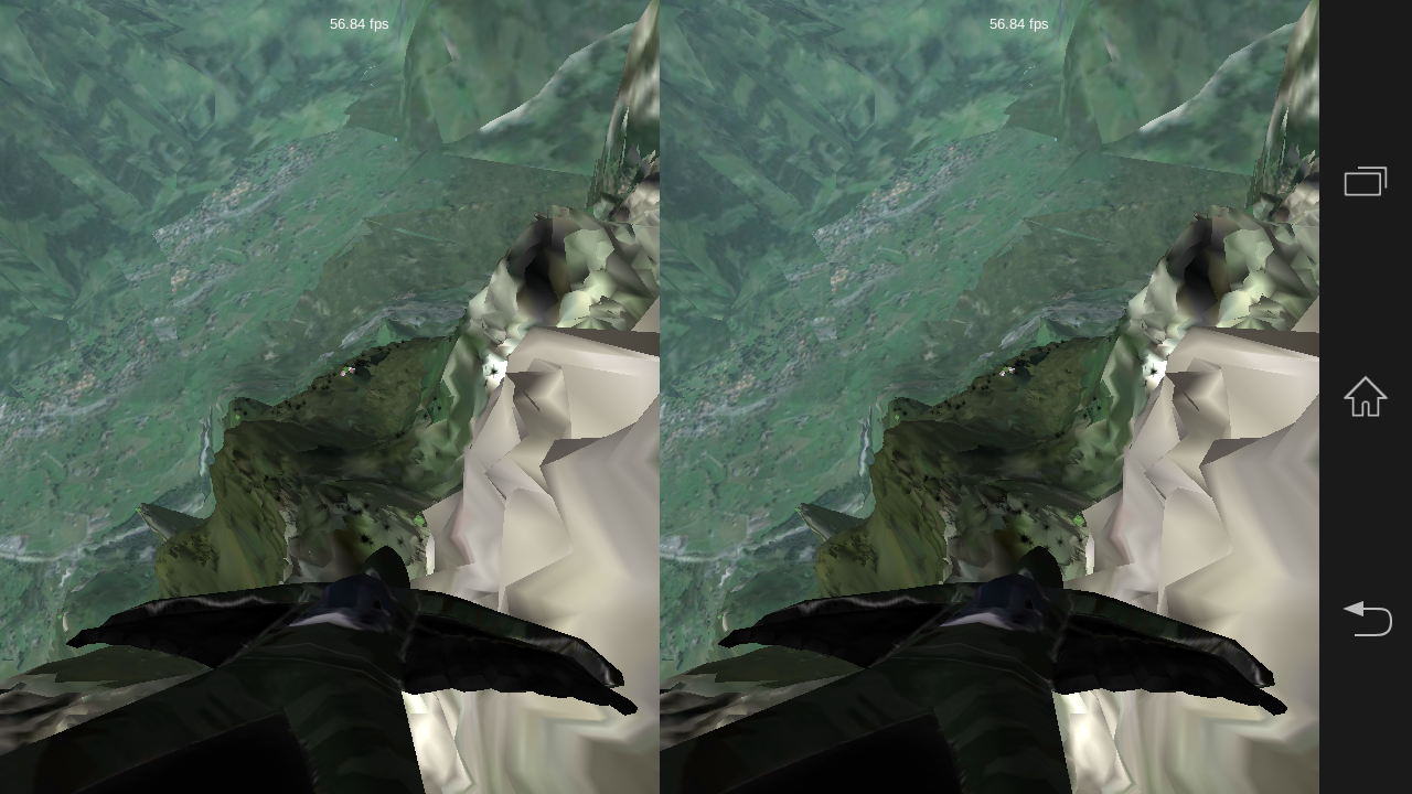 翼装高空跳伞VR图1