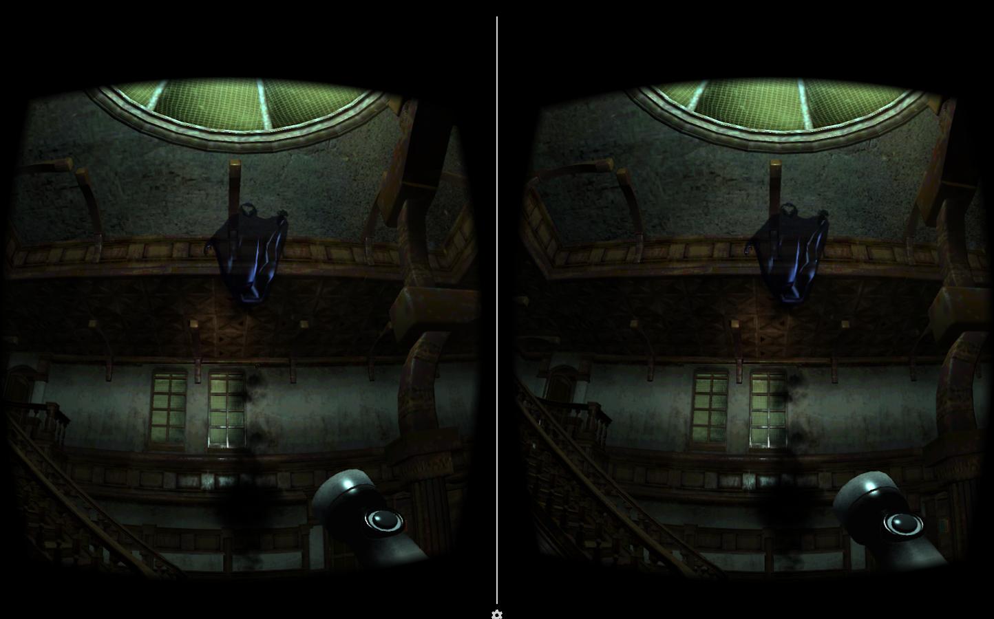 恐怖庄园纸箱VR图1