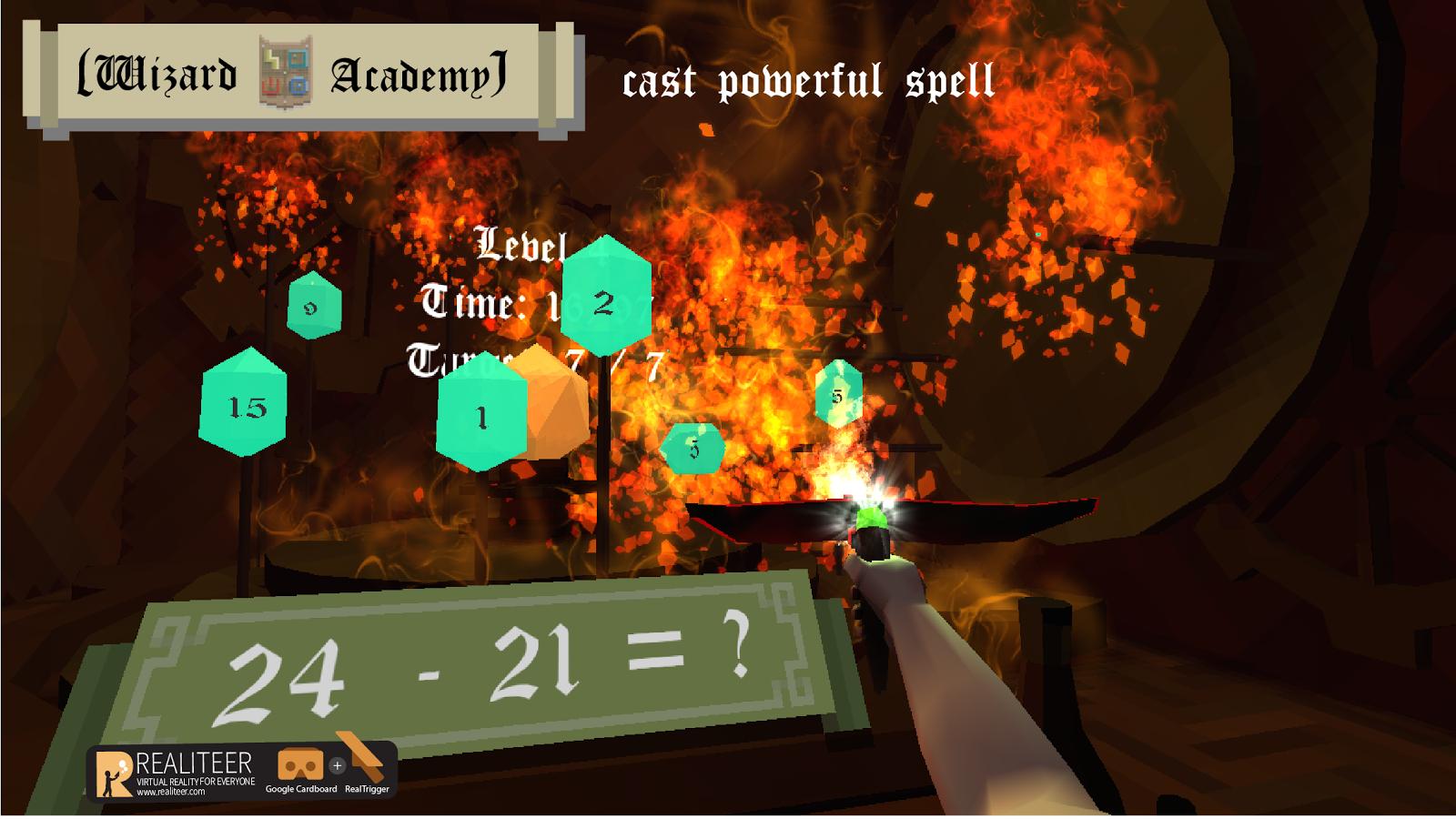 魔法学院VR图3