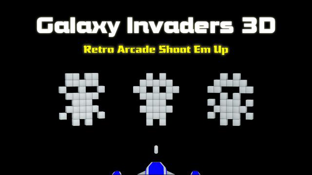 银河入侵者3DVR图1