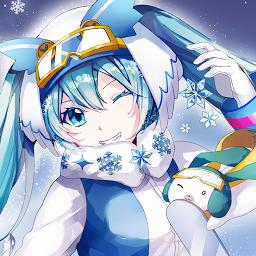 雪下初音AR