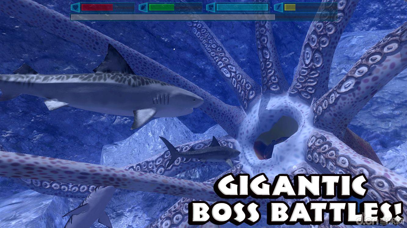常发广场海洋精灵鲨鱼