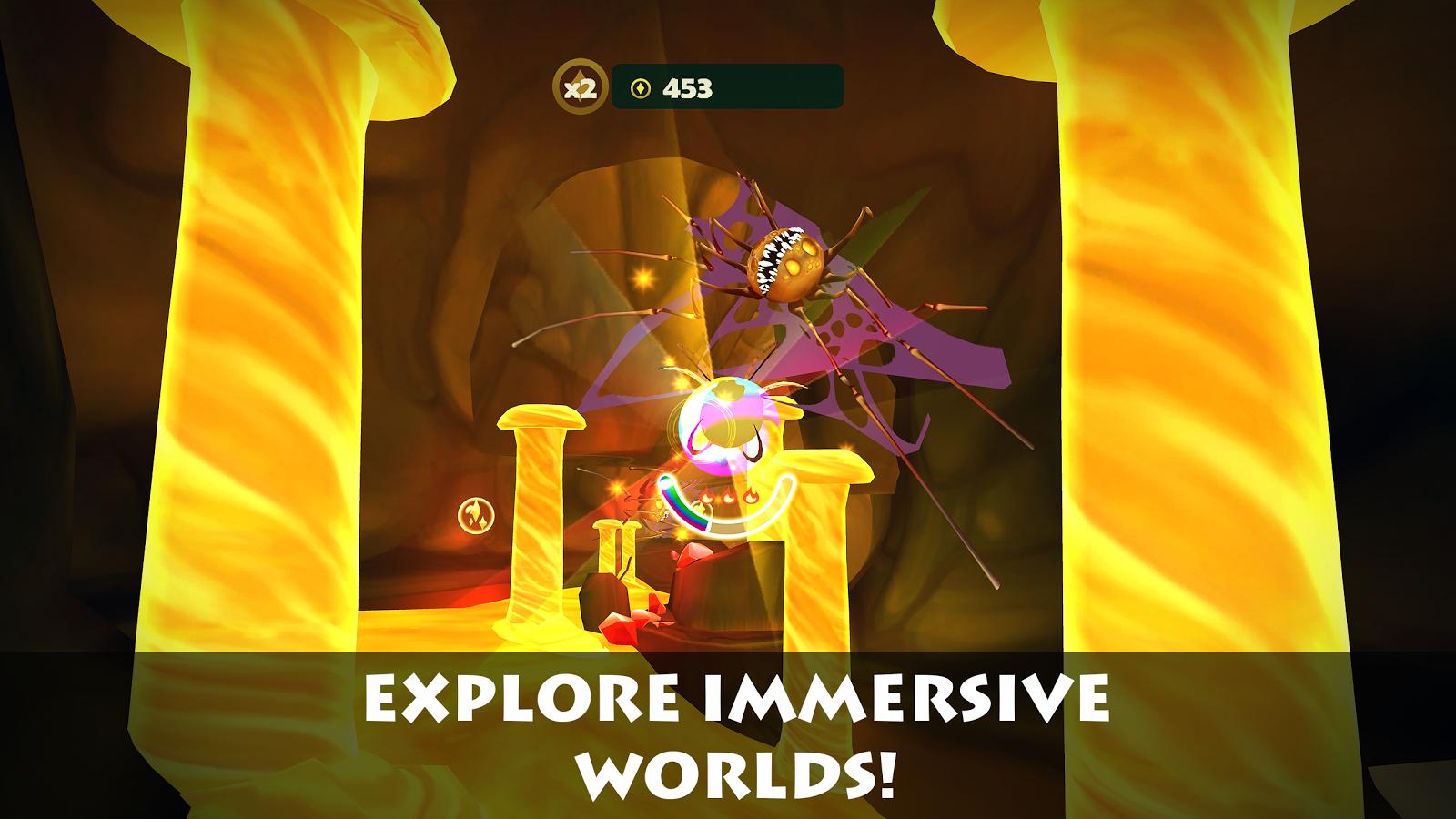 小小萤火虫:援救VR图2