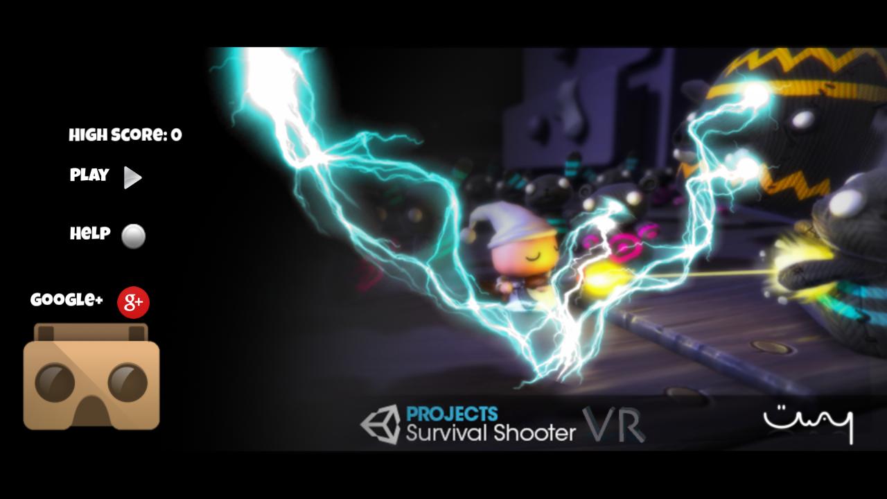 噩梦VR图1