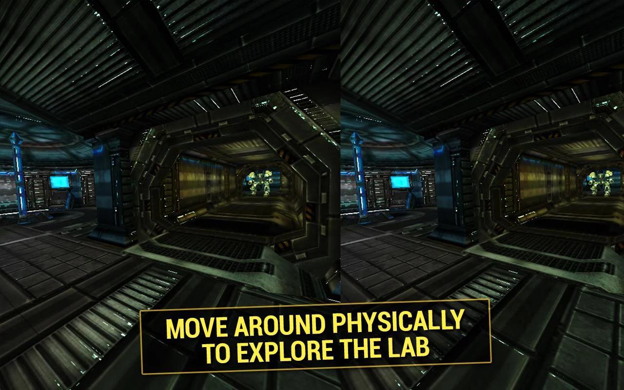 机器人实验室 VR图2