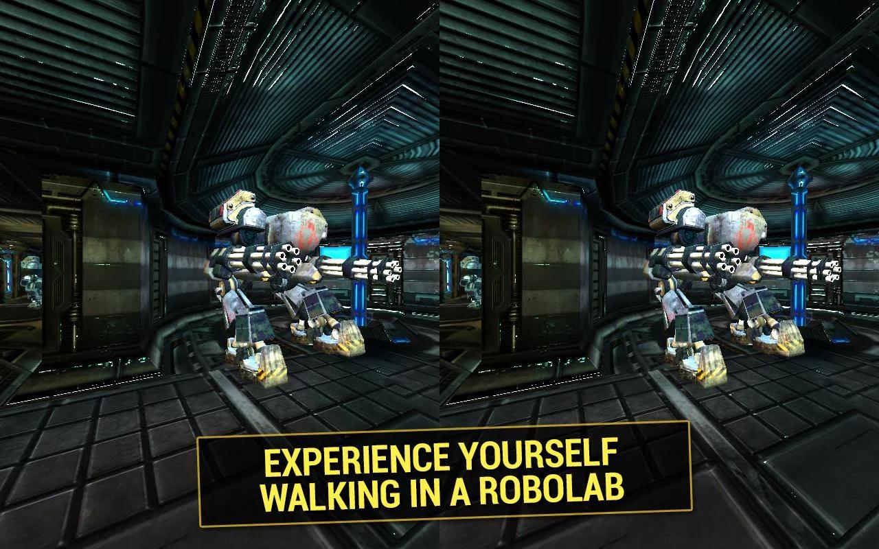 机器人实验室 VR图3