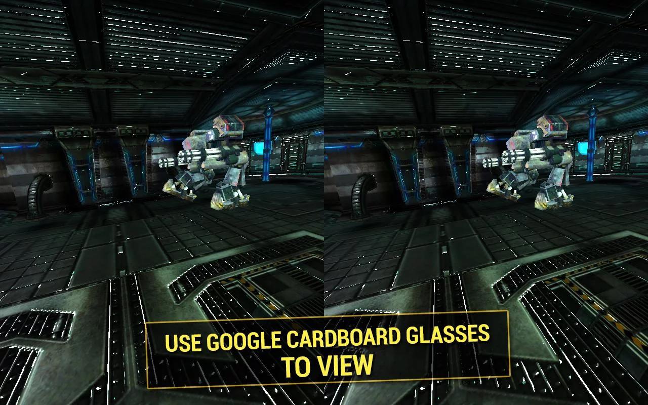 机器人实验室 VR图4