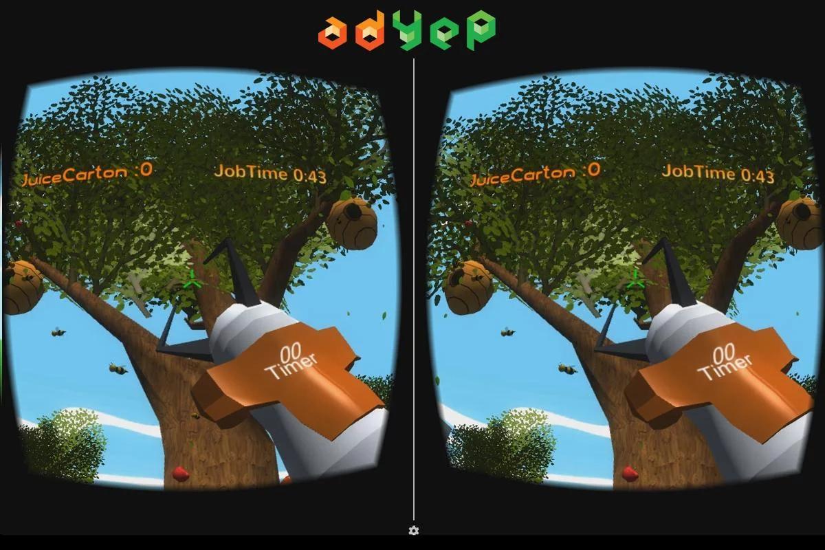 粉碎水果VR图3