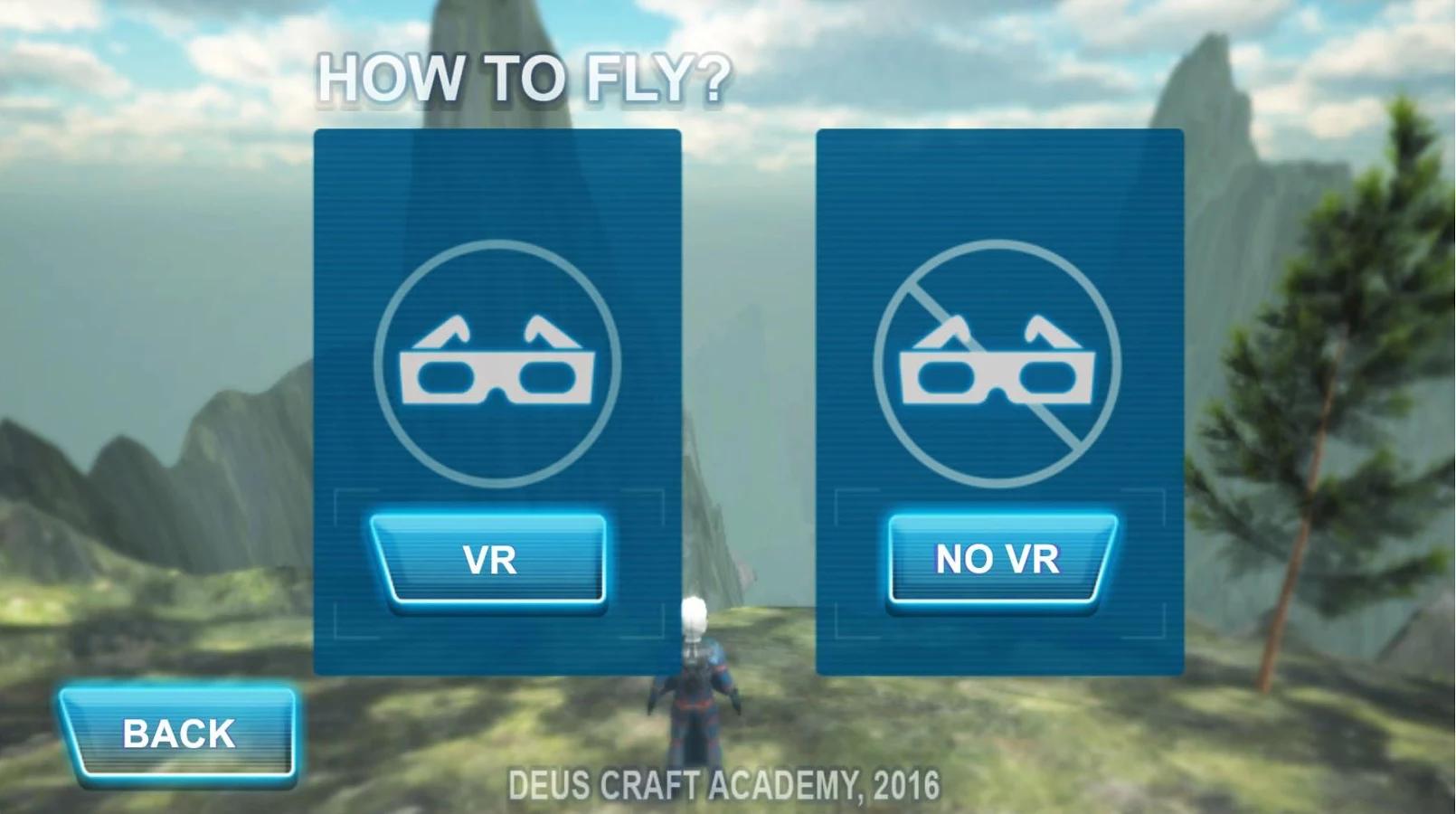 翼装飞行VR图2