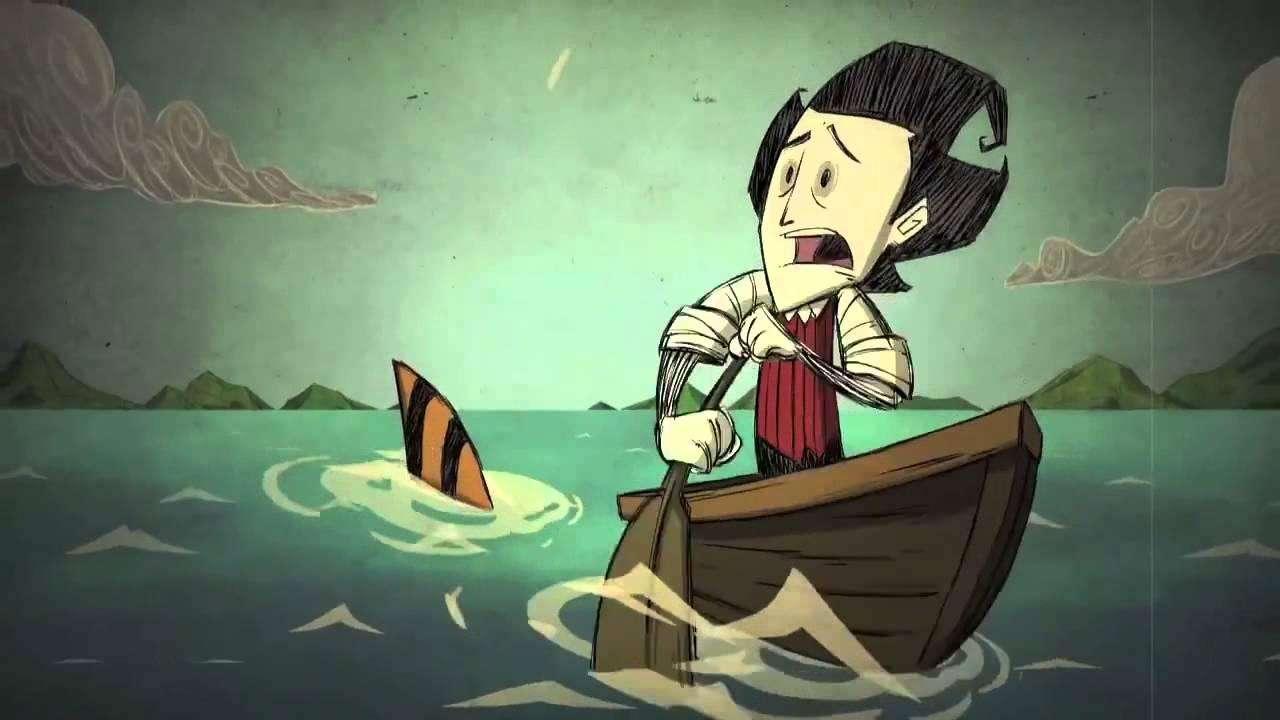 饥荒:海难(含数据包)视频
