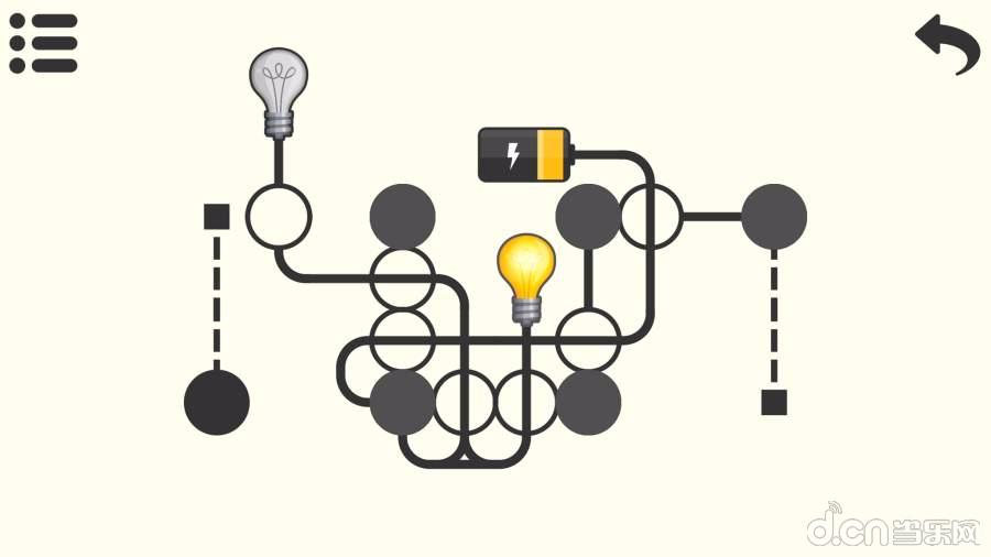 简介 《电路拼图 stream》是一款休闲游戏,玩家需要将灯泡连接到电路